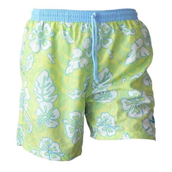 Vegyes nyári short-zöld