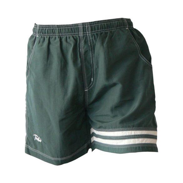 Short-zöld (fehér csík dísszel)