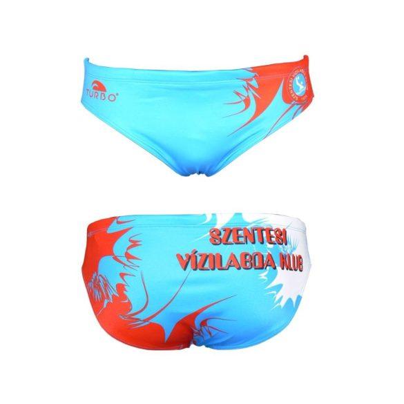 Férfi vízilabdás úszó-SZENTES
