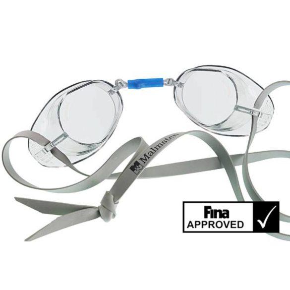 Eredeti Malmsten Svéd úszószemüveg-antifog-fehér
