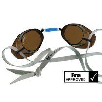Eredeti Malmsten Svéd úszószemüveg – antifog fekete