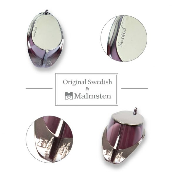 Eredeti Malmsten Svéd úszószemüveg-tükrös