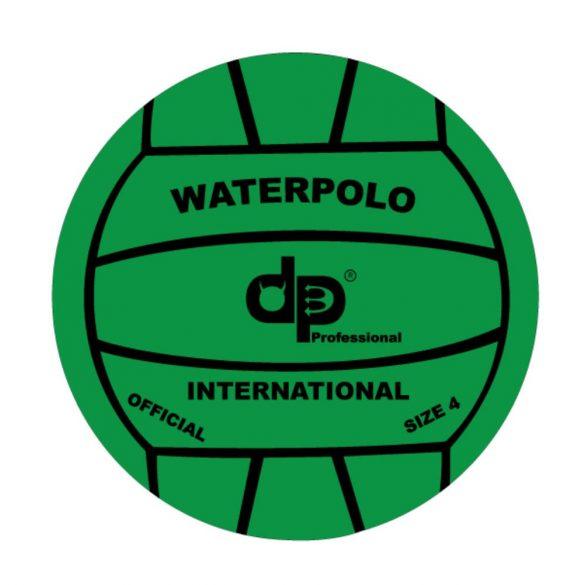 W4 női/junior vízilabda zöld