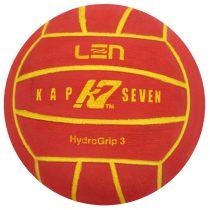 K7 labda - 3-as méret - piros-sárga