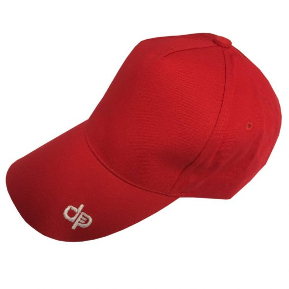 Baseball sapka-piros