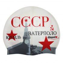 Szilikon úszósapka - CCCP