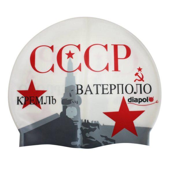 Szilikon úszósapka-CCCP