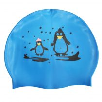 Szilikon Úszósapka - Pingvines