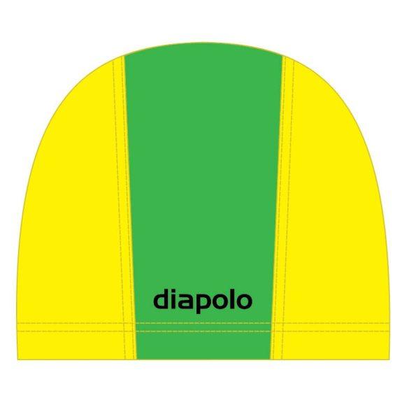 """""""Lycra"""" úszósapka-zöld/sárga"""