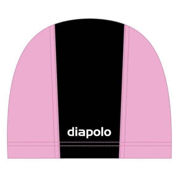 """""""Lycra"""" úszósapka-fekete/világos rózsaszín"""