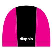 Lycra úszósapka - Fekete-pink