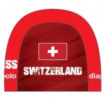 Lycra úszósapka - Switzerland