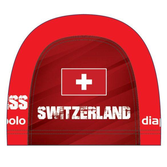 """""""Lycra"""" úszósapka-Switzerland"""