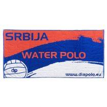 Törülköző-Serbia Water Polo (70x140 cm)
