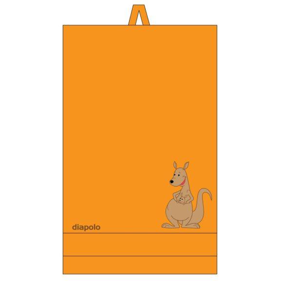 Törülköző-Kengurus (70x140 cm)-narancs