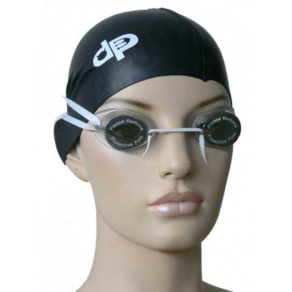 """""""Plutosz"""" Felnőtt úszószemüveg-tükrös-fehér"""