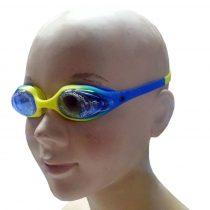 Gyermek úszószemüveg - DIKÉ - sárga-kék