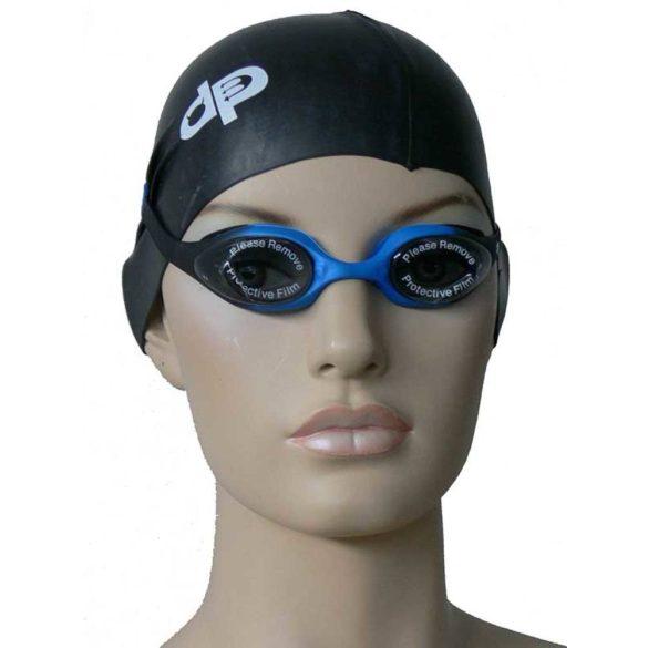 """""""Diké"""" Gyermek úszószemüveg-világoskék/fekete"""