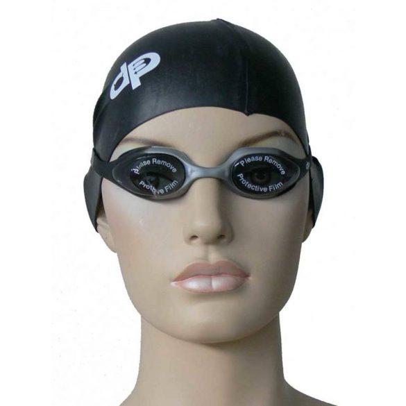 """""""Diké"""" Gyermek úszószemüveg-ezüst/fekete"""