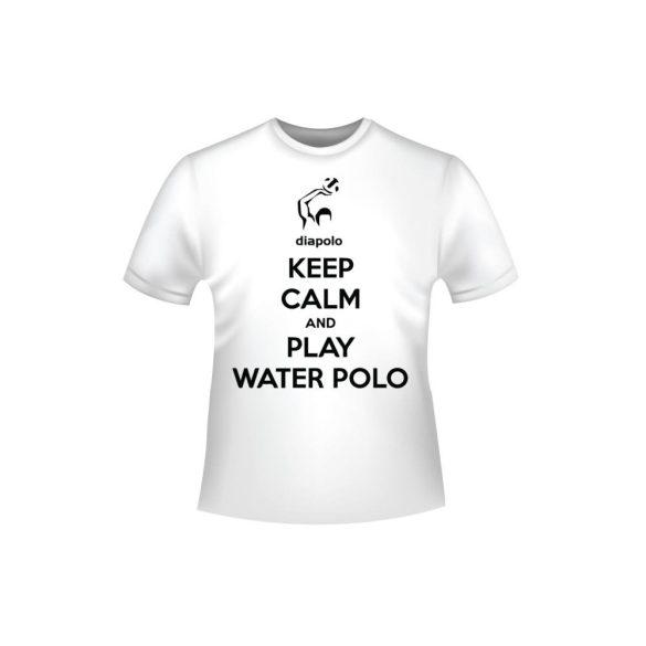 Póló-Keep Calm