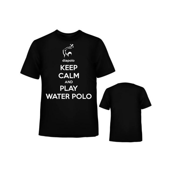 Póló-Keep Calm