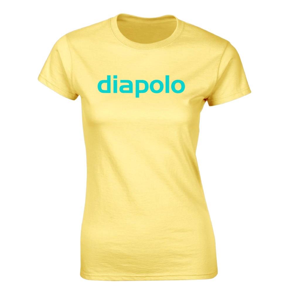 2d92a87b46 Sárga női diapolo - Diapolo