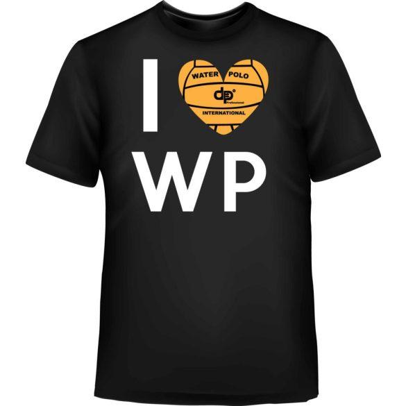 Póló-I love WP