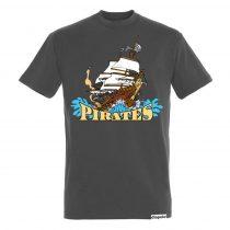 Férfi póló-Pirates
