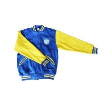 """""""Kansas"""" Baseball kabát-királykék/sárga"""