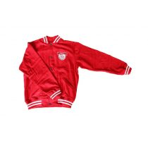 """Kansas"" Baseball kabát-piros"