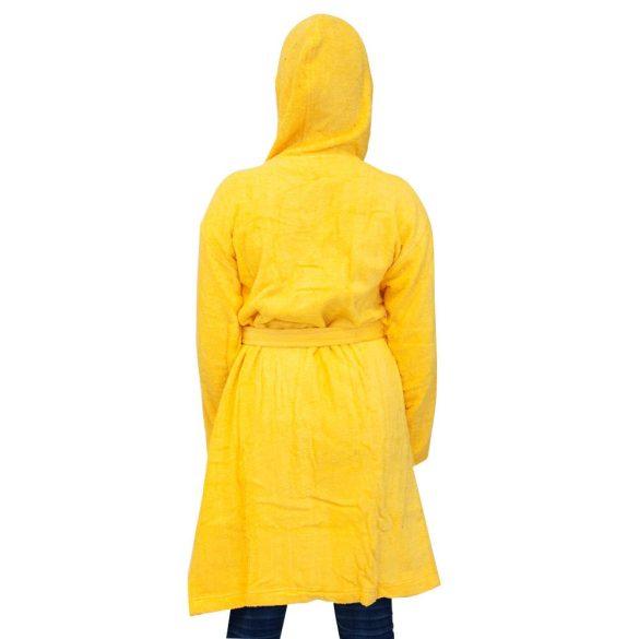 Gyerek köntös-sárga