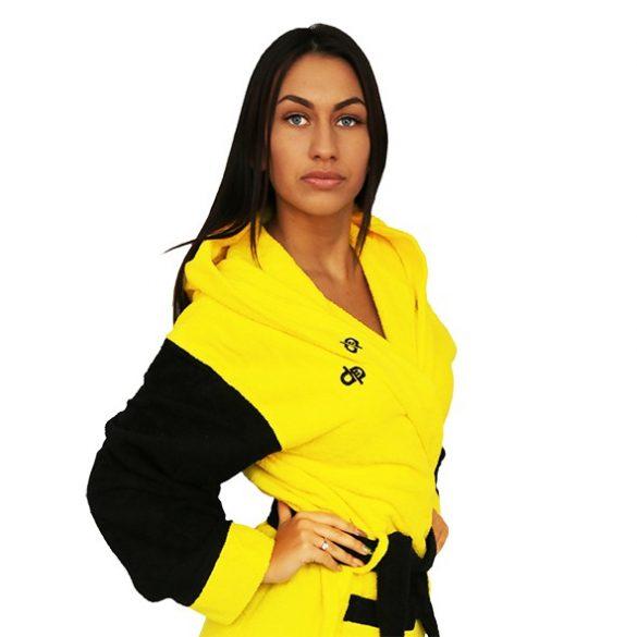 Köntös-sárga/fekete