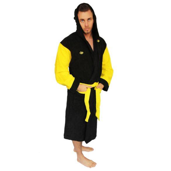 Köntös-fekete/sárga