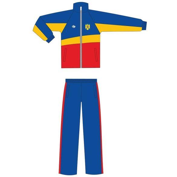 Kétrészes melegítő-Románia-poliészter