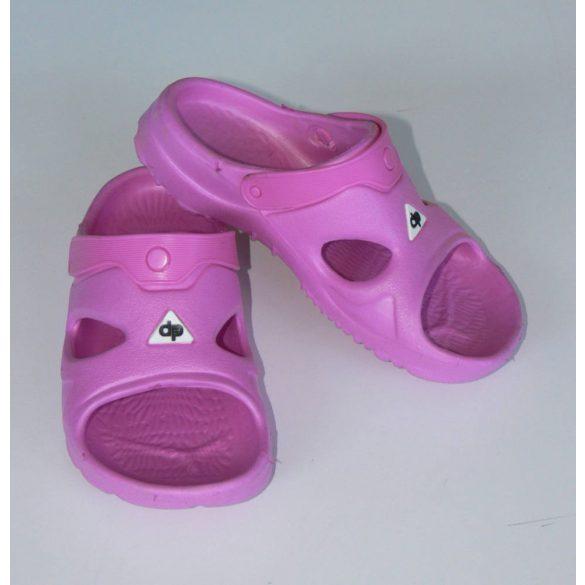 Gyermekpapucs-Vidra-rózsaszín