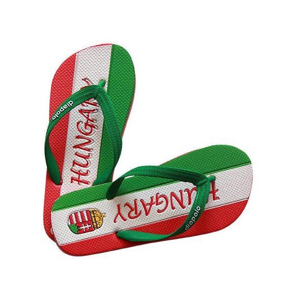 Lábujjas papucs-Hungary