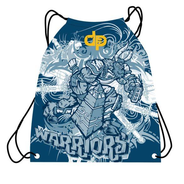 Tornazsák-Warriors