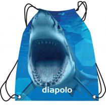 Tornazsák - Hálós - Biting Shark
