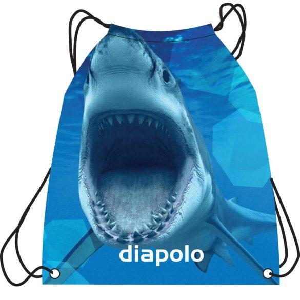 Tornazsák-Hálós-Biting Shark