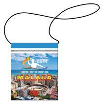 HWPSC - kártyatartó - Malaga city