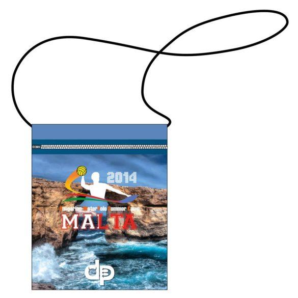 HWPSC-kártyatartó-Malta cliff