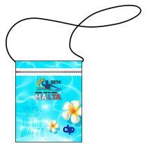 HWPSC - kártyatartó - Malta flowers