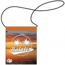 Kártytartó-Balaton Sunset