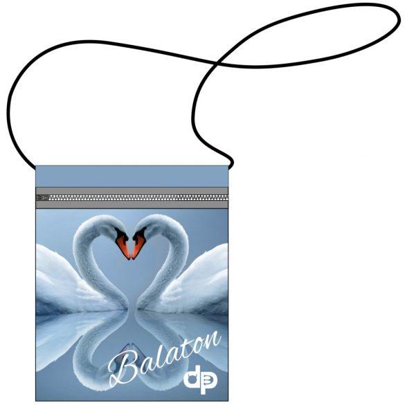 Kártytartó-Balaton Swan