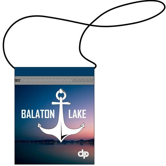 Kártytartó-Balaton Lake