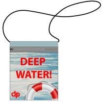 Kártytartó - Balaton Deep Water