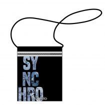 Kártyatartó - Sync text