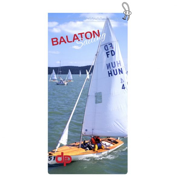 Szemüvegtartó-Balaton Sailing