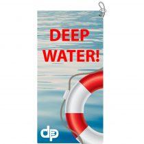 Szemüvegtartó - Balaton Deep Water
