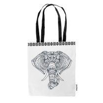 Bevásárló táska-Elephant